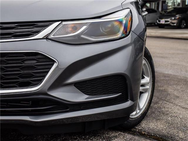 2018 Chevrolet Cruze LT Auto (Stk: 8170482) in Scarborough - Image 8 of 28