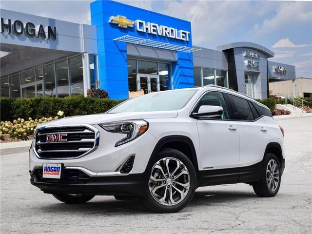 2018 GMC Terrain SLT (Stk: 8280663) in Scarborough - Image 1 of 28