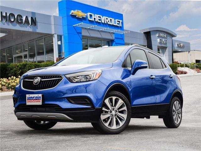 2018 Buick Encore Preferred (Stk: 8561011) in Scarborough - Image 1 of 25