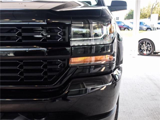 2018 Chevrolet Silverado 1500 Silverado Custom (Stk: 8250115) in Scarborough - Image 6 of 25