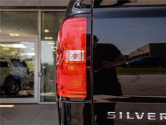 2018 Chevrolet Silverado 1500 Silverado Custom (Stk: 8250115) in Scarborough - Image 7 of 25