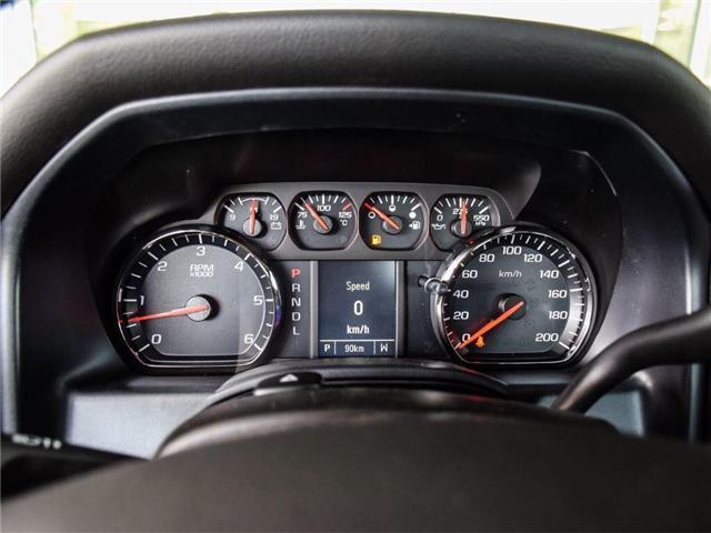 2018 Chevrolet Silverado 1500 Silverado Custom (Stk: 8250115) in Scarborough - Image 12 of 25