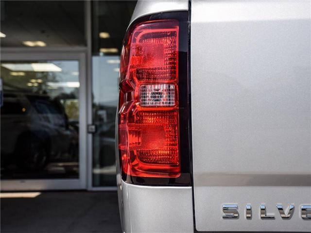 2018 Chevrolet Silverado 1500 Silverado Custom (Stk: 8244473) in Scarborough - Image 7 of 26