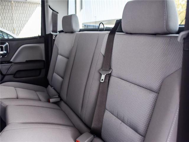 2018 Chevrolet Silverado 1500 Silverado Custom (Stk: 8244473) in Scarborough - Image 22 of 26