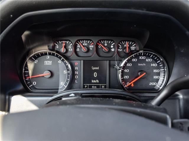 2018 Chevrolet Silverado 1500 Silverado Custom (Stk: 8244473) in Scarborough - Image 24 of 26