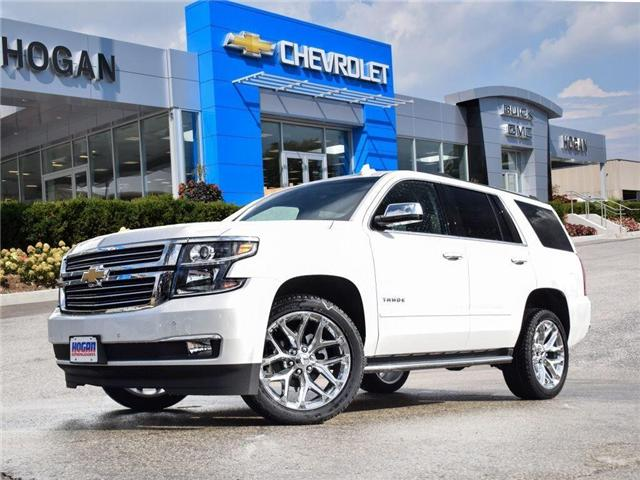 2018 Chevrolet Tahoe Premier (Stk: 8216896) in Scarborough - Image 1 of 28