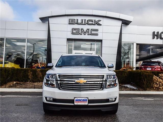 2018 Chevrolet Tahoe Premier (Stk: 8216896) in Scarborough - Image 4 of 28