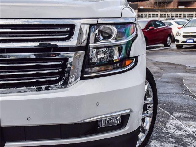 2018 Chevrolet Tahoe Premier (Stk: 8216896) in Scarborough - Image 8 of 28