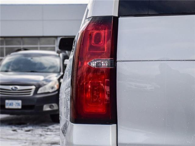 2018 Chevrolet Tahoe Premier (Stk: 8216896) in Scarborough - Image 9 of 28
