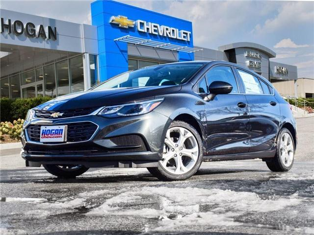 2018 Chevrolet Cruze LT Auto (Stk: 8584072) in Scarborough - Image 1 of 23