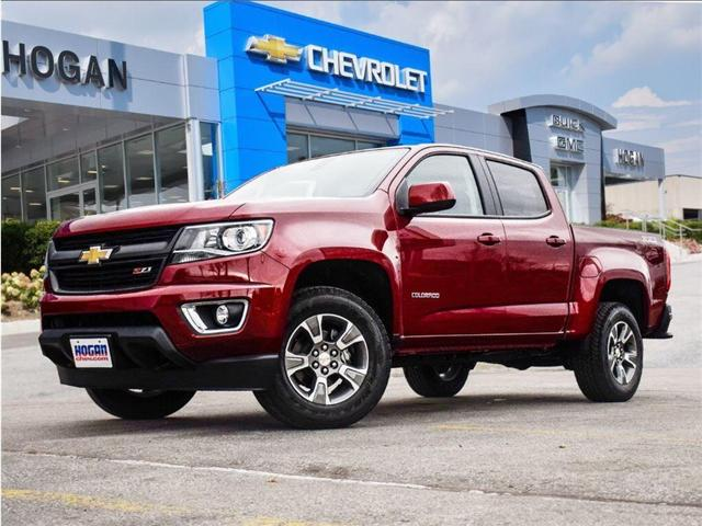 2018 Chevrolet Colorado Z71 (Stk: 8169799) in Scarborough - Image 1 of 28