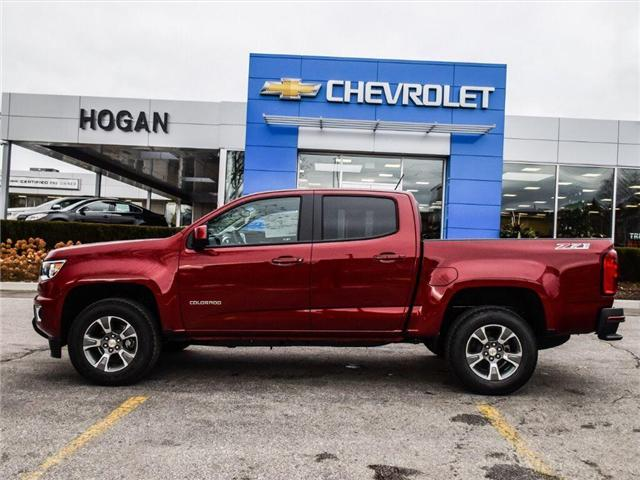 2018 Chevrolet Colorado Z71 (Stk: 8169799) in Scarborough - Image 2 of 28