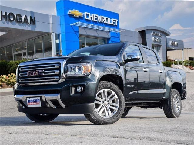 2018 GMC Canyon SLT (Stk: 8180897) in Scarborough - Image 1 of 28