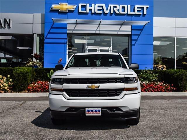 2018 Chevrolet Silverado 1500 Silverado Custom (Stk: 8224912) in Scarborough - Image 4 of 26
