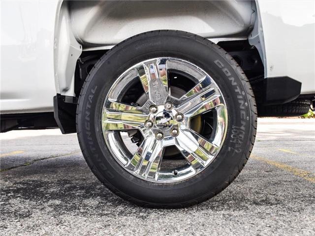 2018 Chevrolet Silverado 1500 Silverado Custom (Stk: 8224912) in Scarborough - Image 8 of 26
