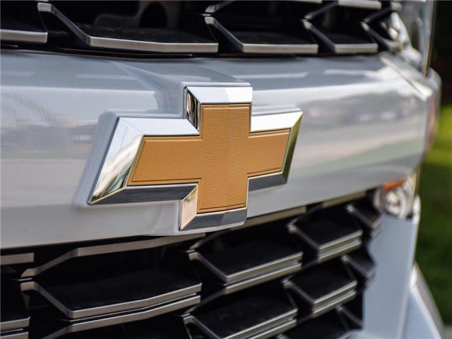 2018 Chevrolet Silverado 1500 Silverado Custom (Stk: 8224912) in Scarborough - Image 10 of 26