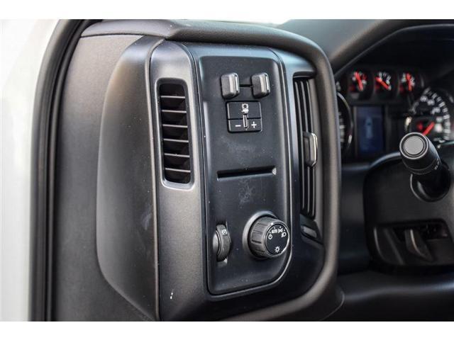 2018 Chevrolet Silverado 1500 Silverado Custom (Stk: 8224912) in Scarborough - Image 21 of 26
