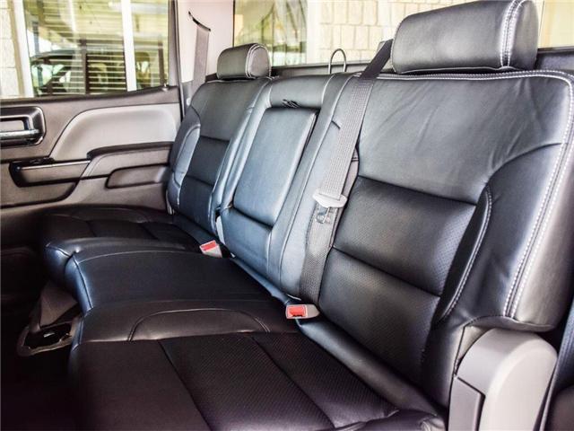 2018 Chevrolet Silverado 1500 Silverado Custom (Stk: 8224912) in Scarborough - Image 25 of 26