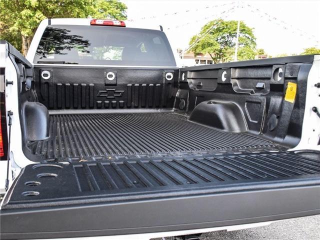 2018 Chevrolet Silverado 1500 Silverado Custom (Stk: 8224912) in Scarborough - Image 26 of 26