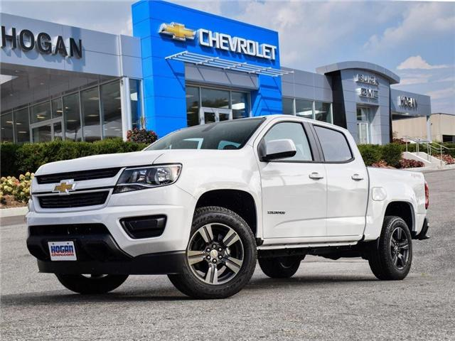 2018 Chevrolet Colorado WT (Stk: 8143479) in Scarborough - Image 1 of 27