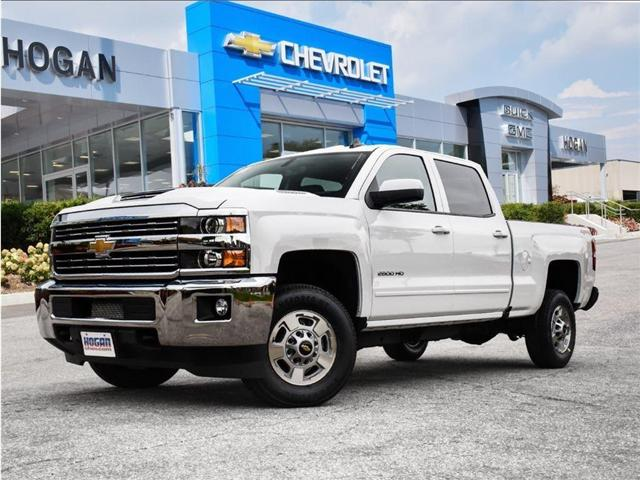 2018 Chevrolet Silverado 2500HD LT (Stk: 8142977) in Scarborough - Image 1 of 27