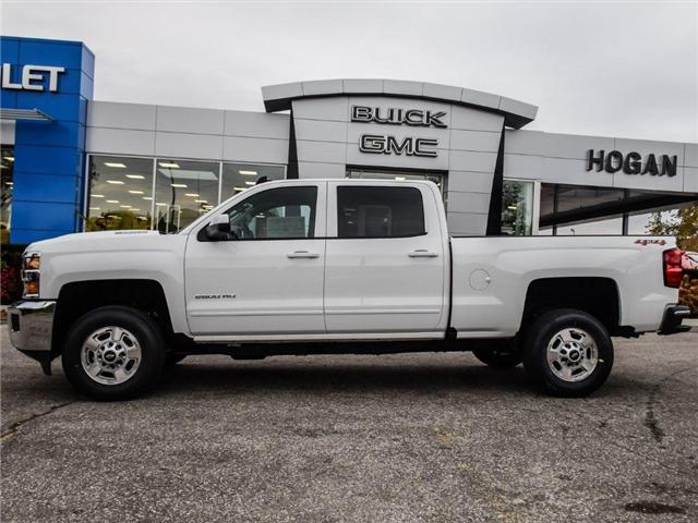 2018 Chevrolet Silverado 2500HD LT (Stk: 8142977) in Scarborough - Image 2 of 27