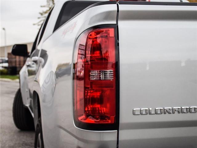 2018 Chevrolet Colorado LT (Stk: 8150252) in Scarborough - Image 7 of 28