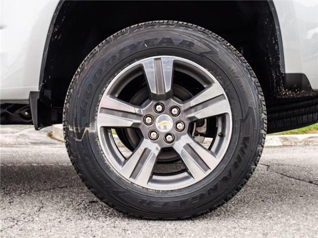 2018 Chevrolet Colorado LT (Stk: 8150252) in Scarborough - Image 8 of 28