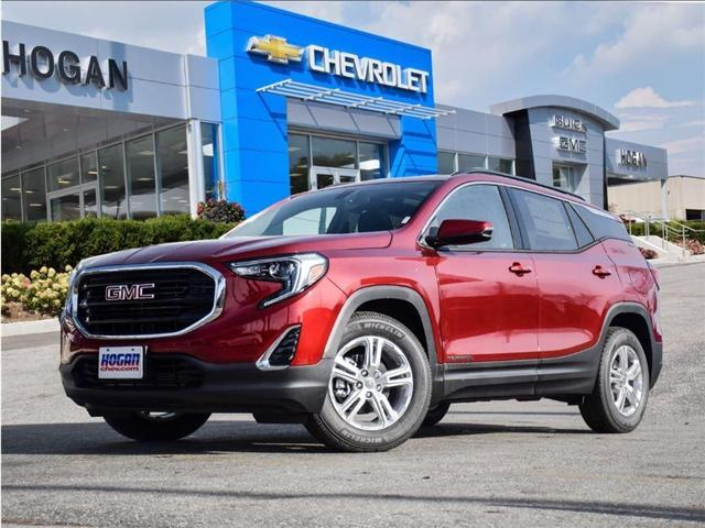 2018 GMC Terrain SLE Diesel (Stk: 8181162) in Scarborough - Image 1 of 26