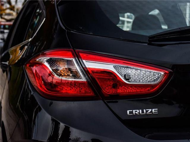 2018 Chevrolet Cruze LT Auto (Stk: 8524998) in Scarborough - Image 7 of 26