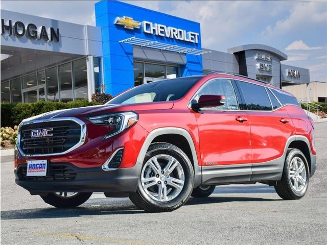 2018 GMC Terrain SLE Diesel (Stk: 8155307) in Scarborough - Image 1 of 27