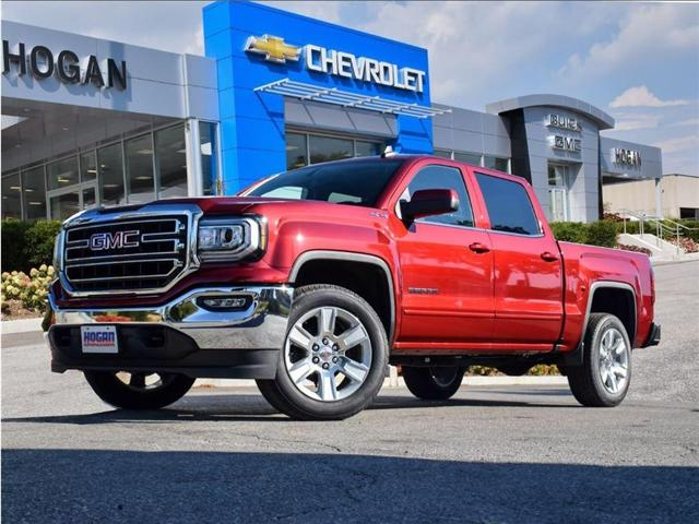 2018 GMC Sierra 1500 SLE (Stk: 8154011) in Scarborough - Image 1 of 23