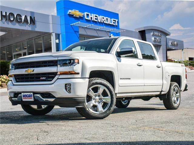 2018 Chevrolet Silverado 1500  (Stk: 8128472) in Scarborough - Image 1 of 28