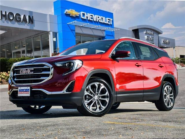 2018 GMC Terrain SLT (Stk: 8128941) in Scarborough - Image 1 of 29