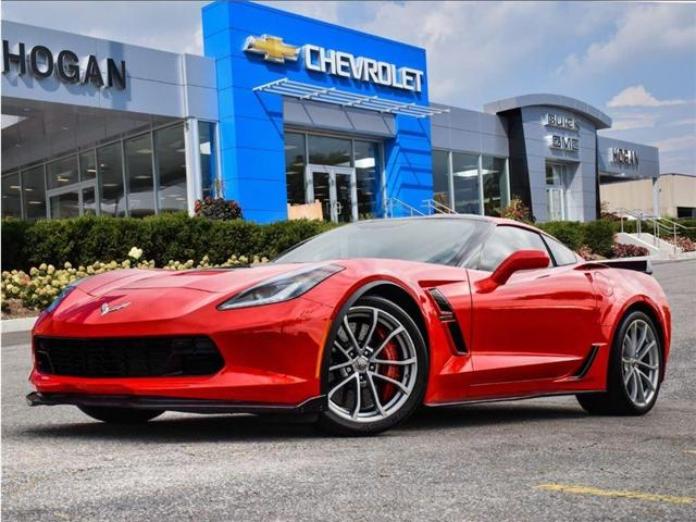 2018 Chevrolet Corvette Grand Sport (Stk: 8101032) in Scarborough - Image 1 of 10