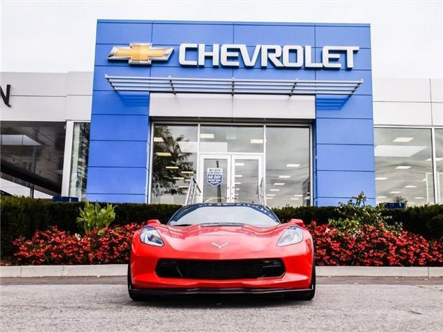 2018 Chevrolet Corvette Grand Sport (Stk: 8101032) in Scarborough - Image 4 of 10