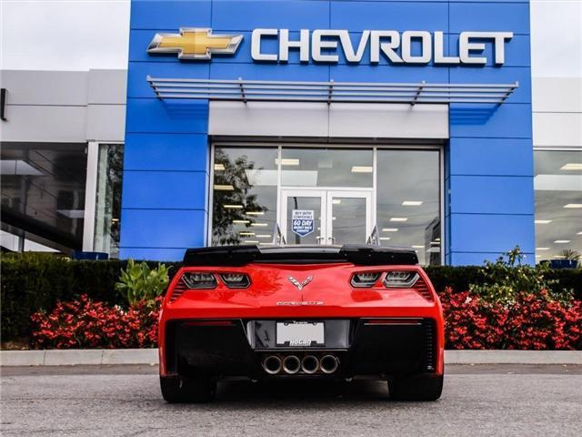 2018 Chevrolet Corvette Grand Sport (Stk: 8101032) in Scarborough - Image 5 of 10