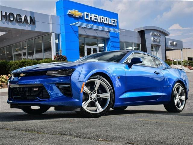 2018 Chevrolet Camaro 1SS (Stk: 8116402) in Scarborough - Image 1 of 27