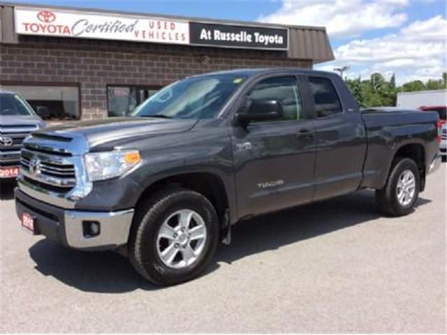 2016 Toyota Tundra  (Stk: 182481) in Peterborough - Image 1 of 9