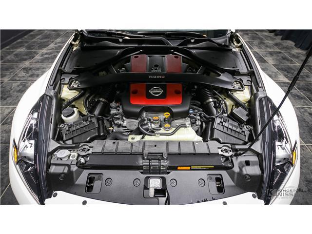 2018 Nissan 370Z Nismo (Stk: PT18-305) in Kingston - Image 3 of 33