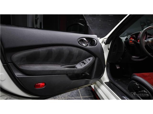 2018 Nissan 370Z Nismo (Stk: PT18-305) in Kingston - Image 9 of 33
