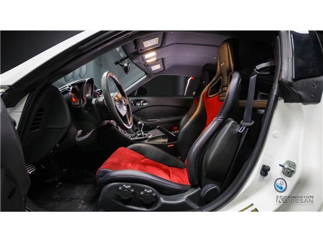 2018 Nissan 370Z Nismo (Stk: PT18-305) in Kingston - Image 11 of 33