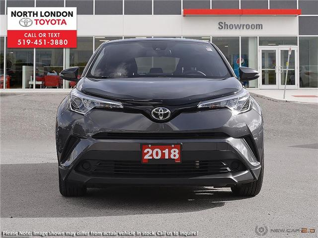 2018 Toyota C-HR XLE (Stk: 218635) in London - Image 2 of 24