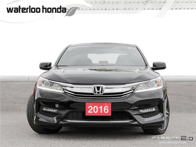 2016 Honda Accord Sport (Stk: U3970) in Waterloo - Image 2 of 28