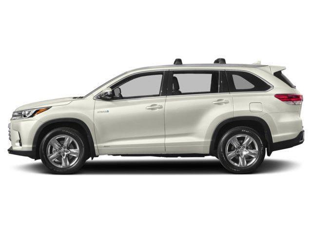 2018 Toyota Highlander Hybrid Limited CVT (Stk: H18634) in Orangeville - Image 2 of 9