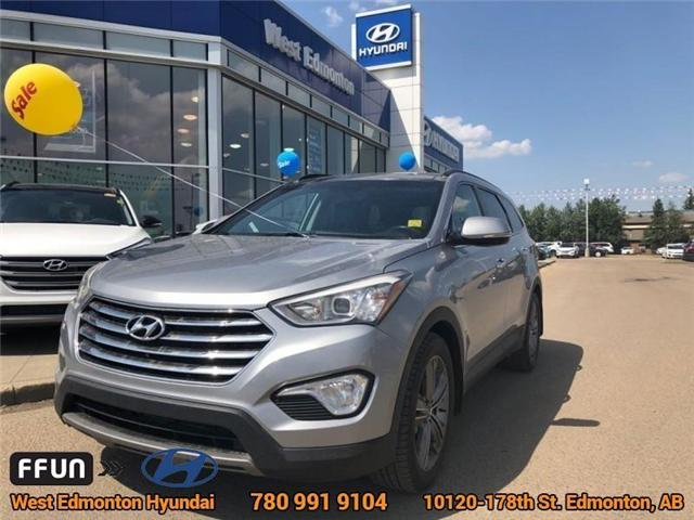 2014 Hyundai Santa Fe XL Limited (Stk: 86091A) in Edmonton - Image 1 of 26