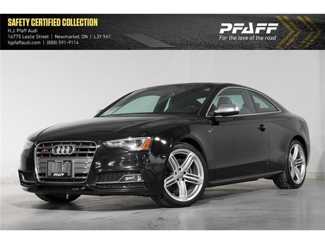2013 Audi S5 3.0T Premium (Stk: A10614AA) in Newmarket - Image 1 of 18