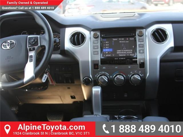 2018 Toyota Tundra  (Stk: X749859) in Cranbrook - Image 10 of 18