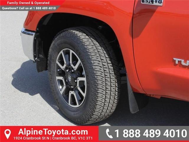 2018 Toyota Tundra  (Stk: X749859) in Cranbrook - Image 18 of 18