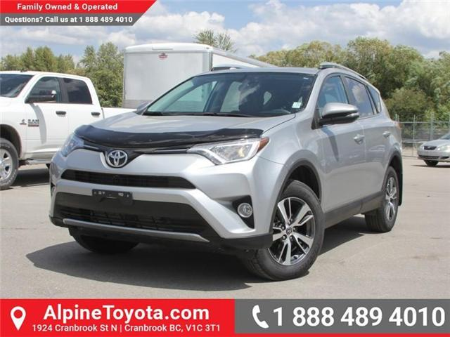 2016 Toyota RAV4 XLE (Stk: W787681A) in Cranbrook - Image 1 of 18